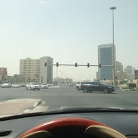 Photo taken at Ramada Intersection by Ameer K. on 5/29/2013