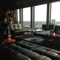 Photo taken at Puro Sky Lounge by Marco H. on 7/5/2013