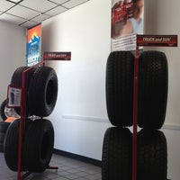 Photo taken at Discount Tire Store by Freddy B. on 6/3/2013