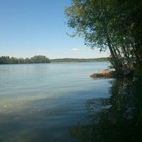 Photo taken at Humaljärvi by Heide N. on 6/26/2013
