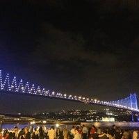 Photo taken at Bosphorus Bridge by M.Çetin Ç. on 6/13/2013
