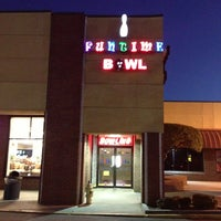 Photo taken at Funtime Bowl by Mark C. on 3/8/2013