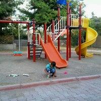 Photo taken at oyun parkı by Yunus Ç. on 9/24/2013
