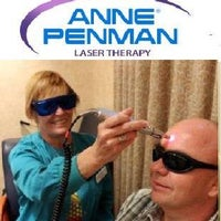 Photo taken at Anne Penman Laser Therapy to Quit Smoking Las Vegas by Eileen S. on 3/27/2013