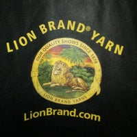 Photo taken at Lion Brand Yarn Studio by Arabia T. on 6/23/2013