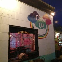 Photo taken at Cheer Up Charlie's by Sarah W. on 3/12/2013