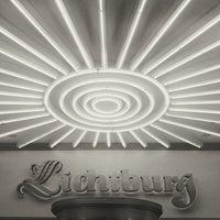 Photo taken at Lichtburg by Daniel L. on 8/24/2013
