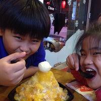 Photo taken at Dessert Story - Taiwanese Dessert by Rizbelle Anne C. on 12/13/2014