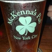 Photo taken at McKenna's Pub by Brad C. on 5/16/2013