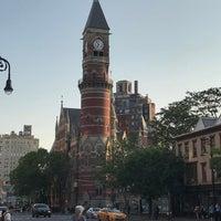 Photo taken at Greenwich Village Green by Shlomiko S. on 5/18/2017
