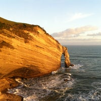 Photo taken at Cape Farewell by Fin N. on 7/9/2013