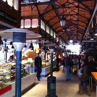 Photo taken at Mercado de San Miguel by Jorge G. on 3/27/2013