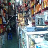 Photo taken at Pasar Koja Baru by Novira V. on 3/28/2013