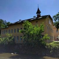 Das Foto wurde bei Kulturhaus Bruckmühle von Wolfgang H. am 7/1/2016 aufgenommen
