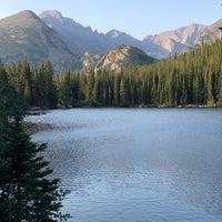 Photo taken at Bear Lake by Eric T. on 7/29/2018