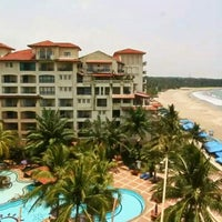 Photo taken at Marbella hotel anyer by Dwityo T. on 4/5/2014