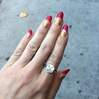Photo taken at Pure Nail Salon by Rebecca R. on 11/22/2014