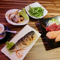 Photo taken at Senki Japanese Restaurant by Estalla C. on 5/23/2015