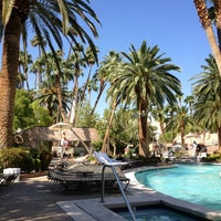 Photo taken at Grand Pool Complex Lazy River by Angela M. on 9/13/2013