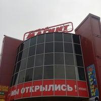 "Photo taken at Гипермаркет ""Магнит ""Семейный"" by Иван В. on 10/24/2017"