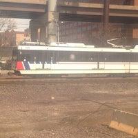 Photo taken at MetroLink - Civic Center Station by Paul P. on 2/18/2014