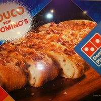 Photo taken at Domino's Pizza by João Paulo F. on 4/20/2013