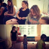 Photo taken at Детский сад №794 by Полина М. on 6/16/2013