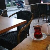 Photo taken at Saklı Bahçe Cafe by kemal y. on 11/15/2014