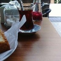 Photo taken at Saklı Bahçe Cafe by kemal y. on 8/11/2014