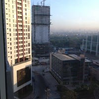 Photo taken at 11th Flr RCBC Tower 2 by Roland Daniel Y. on 4/13/2013