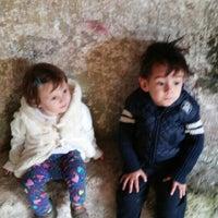 Photo taken at inceğiz mağaraları by thracians 5. on 11/15/2015