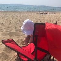 Photo taken at Zihnipaşa Plajı by thracians 5. on 6/24/2017
