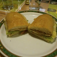 Photo taken at El Emporio de los Sandwiches by Victor S. on 8/4/2013