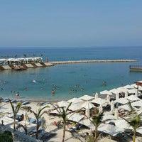 8/2/2015 tarihinde Serkan K.ziyaretçi tarafından La Plage Port Cratos'de çekilen fotoğraf