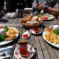 Photo taken at Parlakoğlu Cafe by Cüneyt M. on 5/1/2013