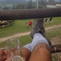 Photo taken at Rifugio Lée by Dubs R. on 8/25/2014
