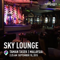Photo taken at Sky Lounge by Kevin C. on 9/9/2015