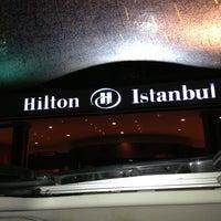 7/5/2013 tarihinde Levi E.ziyaretçi tarafından Hilton Istanbul Executive Lounge'de çekilen fotoğraf