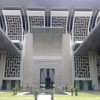 Photo taken at Masjid Tuanku Mizan Zainal Abidin (Masjid Besi) by Azrol M. on 5/2/2013