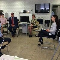 Photo taken at Офис продаж Партнер-Инвест by Сергей Р. on 5/12/2014