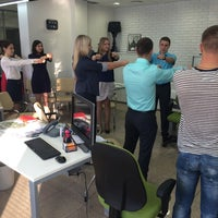 Photo taken at Офис продаж Партнер-Инвест by Сергей Р. on 8/4/2014