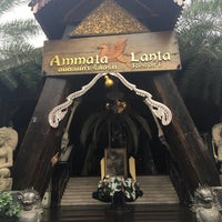 10/14/2017 tarihinde May M.ziyaretçi tarafından Ammata Lanta Resort'de çekilen fotoğraf