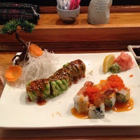 Photo taken at Midori Sushi by Nicole S. on 6/25/2013