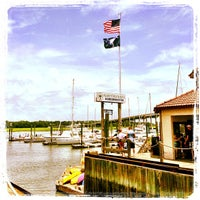 Photo taken at Black Marlin Bayside Grill by Sean C. M. on 7/3/2013