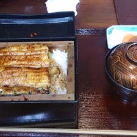 Photo taken at いも膳 うなぎ専門店 うなっ子 by Toshiharu T. on 5/20/2017
