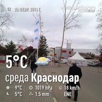 Снимок сделан в ЭКСПО ЦЕНТР пользователем Nikolay N. 2/26/2014