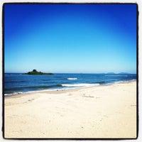 Photo taken at Barra do Sai - PR by Guto F. on 5/7/2013