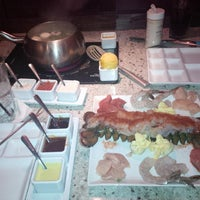 Photo taken at The Melting Pot by Jayli J. on 5/11/2013