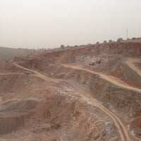 Photo taken at Yıldızkent Madencilik by Okkes D. on 10/11/2014