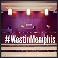 Photo taken at The Westin Memphis Beale Street by Nicole H. on 4/18/2013